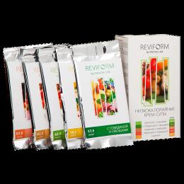 """Reviform """"Супы с пептидами для правильного питания"""""""