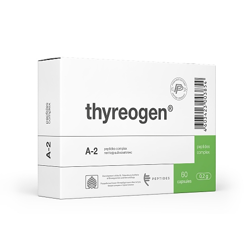 Тиреоген N60 (БАД)