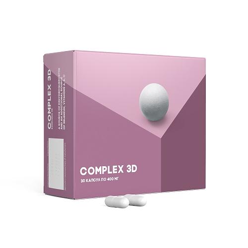 Комплекс 3 D (БАД)