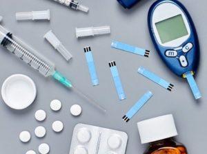 Сахарный диабет пептиды